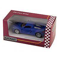 Машина металева Matte Porsche Kinsmart KT-5371-W в коробці