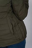 Куртка с капюшоном 729K003 (Болотный)