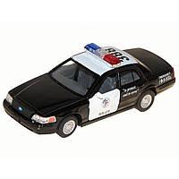 Машина металева Ford Crown Victoria Kinsmart KT-5327-W в коробці 16х8,5х7,5см