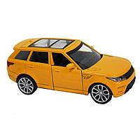 Машина металева Range Rover Автопром, відчиняються двері, в коробці 16х7х7см TF805