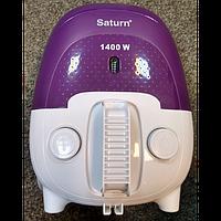 Пылесос с мешком (1400 Вт, 1,5 л.) Saturn  ST-VC0270Purple