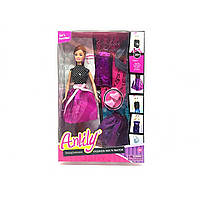 Лялька з нарядом 28см,одяг,взуття,в кор-ці,23х32х6см,2 види №99035(24)