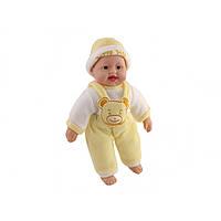 Лялька-реготун X1008-1008-2 в кульку 14х26см 4 види