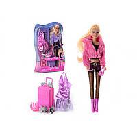 """Лялька """"Defa"""" 29см,одяг,взуття,аксес.,на планшеті,22х33х5,5см №8262(24)"""