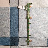 Плата с кнопкой включения и другими для ноутбука Fujitsu LifeBook E751 cp501211-z3