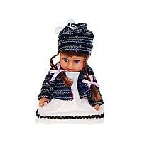 Лялька Оксаночка JT5066-5069-5075-5076 25см (українською) в рюкзаку 6 видів
