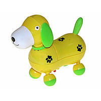 Собачка музична на батарейці в кульку, 14х5, 5х12см (192) КІ №219A/314460R,