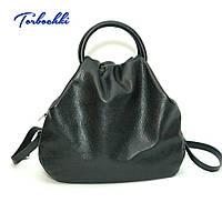 Модельная женская сумка из натуральной кожи