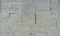 Плитка из песчаника резаная с 5 сторон (30мм)
