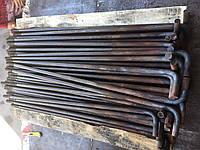 Болт фундаментный (анкерный) ГОСТ 24379.1-80
