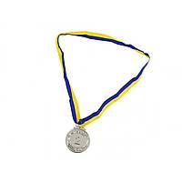 Медалі II місце великі