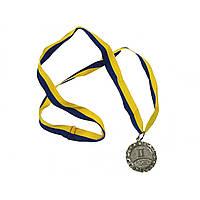 Медалі II місце маленькі