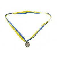 Медалі II міні 2,9см (срібло)
