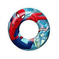 Надувний круг Spider-Man BW98003