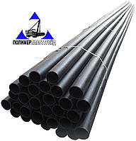 Труба 125 мм полиэтиленовая ПЭ 80 SDR 26 pn 6 ( 6 атм )