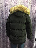 Зимняя куртка для мальчика 10,12 л, фото 3