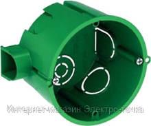 Коробка установочная schneider electric 68x45 для сплошных стен