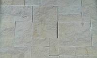 Плитка из песчаника резаная с 5 сторон (40мм)