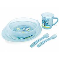 Набір посуду пластмасовий №4/405