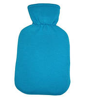 Грелка резиновая тип Ач.2 в голубом чехле, rv0024798