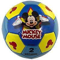 М'яч футбольний PVC розмір 2 (80) KI №FD005