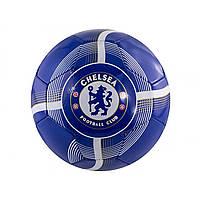 М'яч футбольний розмір5, ПВХ1, 6мм, 2слоя, 32 панелі, 260-280 гр, 4 види (30) №EV3211