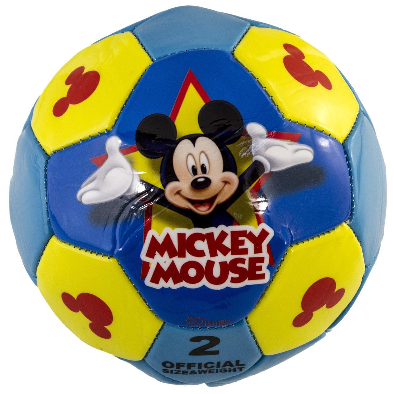 М'яч футбольний PVC розмір 2 (80) KI №FD006