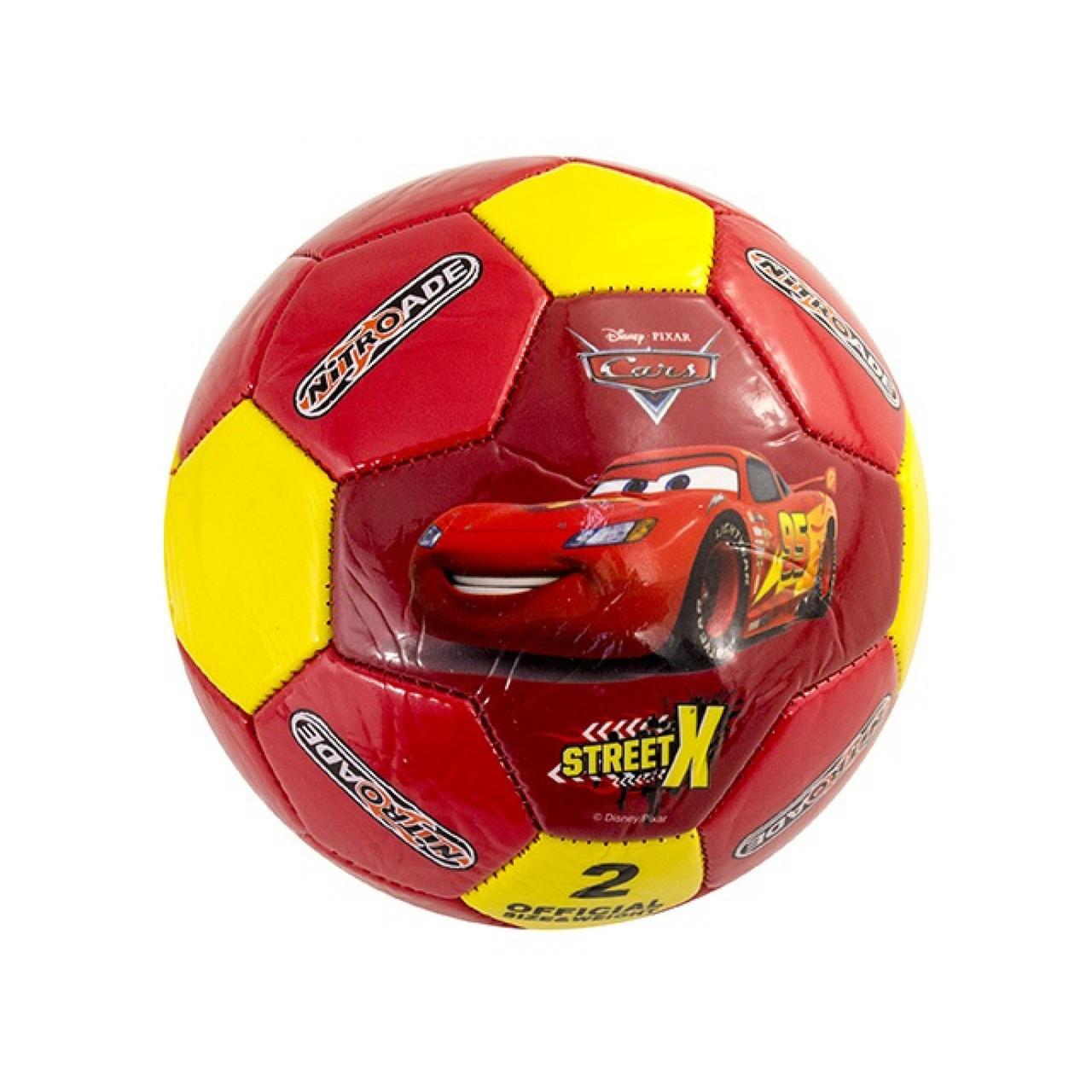 М'яч футбольний лакований розмір 2 ПВХ FD004
