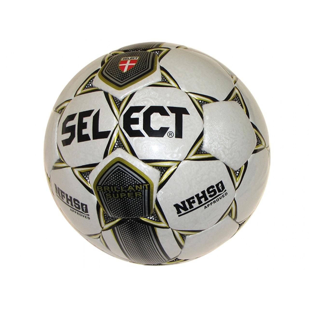 М'яч футбольний Select Briliant Super