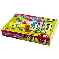 """Пазл дерев.""""My First Shape, Size & Colour Game/Форми,розміри і кольори"""" №10328(24)"""
