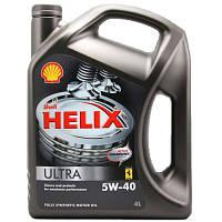 Масло моторное Shell Helix Ultra 5W-40 4 л N40711405