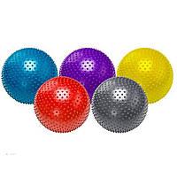 М`яч для фітнесу 65см 850гр №1505F(30) КІ