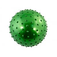 """М'яч масажний 6"""" 45г 6 кольорів MS-0664"""