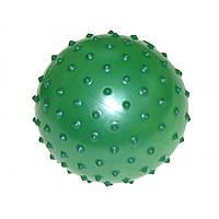 """М'яч масажний MS-0022 4"""" 25г 6 кольорів ПВХ"""