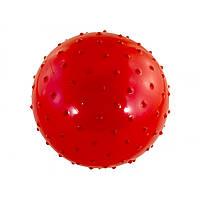 """М'яч масажний MS-0663 5"""" 30г 6 кольорів"""