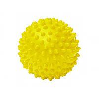 """М'яч масажний MS0023 8"""" 20см 90г 5 кольорів"""