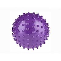М'яч гумовий з шипами B15757 22см 100г