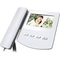 Видеодомофон Dom D1W белый N30601462