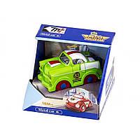 Машина металева в коробці, 4 кольори (72) (144) КІ №0783-112