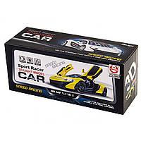 Машина в коробці на батарейках музична, світиться (48) (96) КІ №HG-355