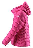 Куртка-пуховик демисезонная для девочки Reima Fern 531284