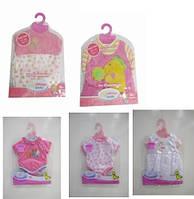 Одежда для пупса Baby Born, 6 видов, на вешалке, DBJ-17950436743