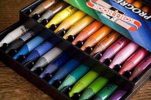 Олівці кольорові Progresso