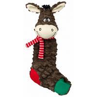 Trixie TX-92482  рождественская шуршащая игрушка 32см (1шт) ослик или овечка