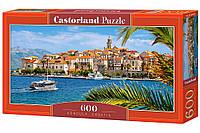 """Пазлы Castorland 600 """"Хорватия"""", В-060238"""