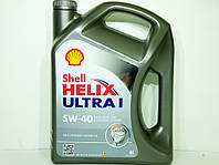 Масло моторное SHELL Ultra 5w40 4л