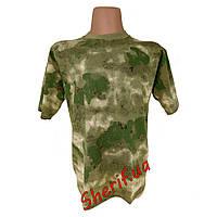 Футболка Max Fuchs T-Shirt камуфляж A-TACS FG