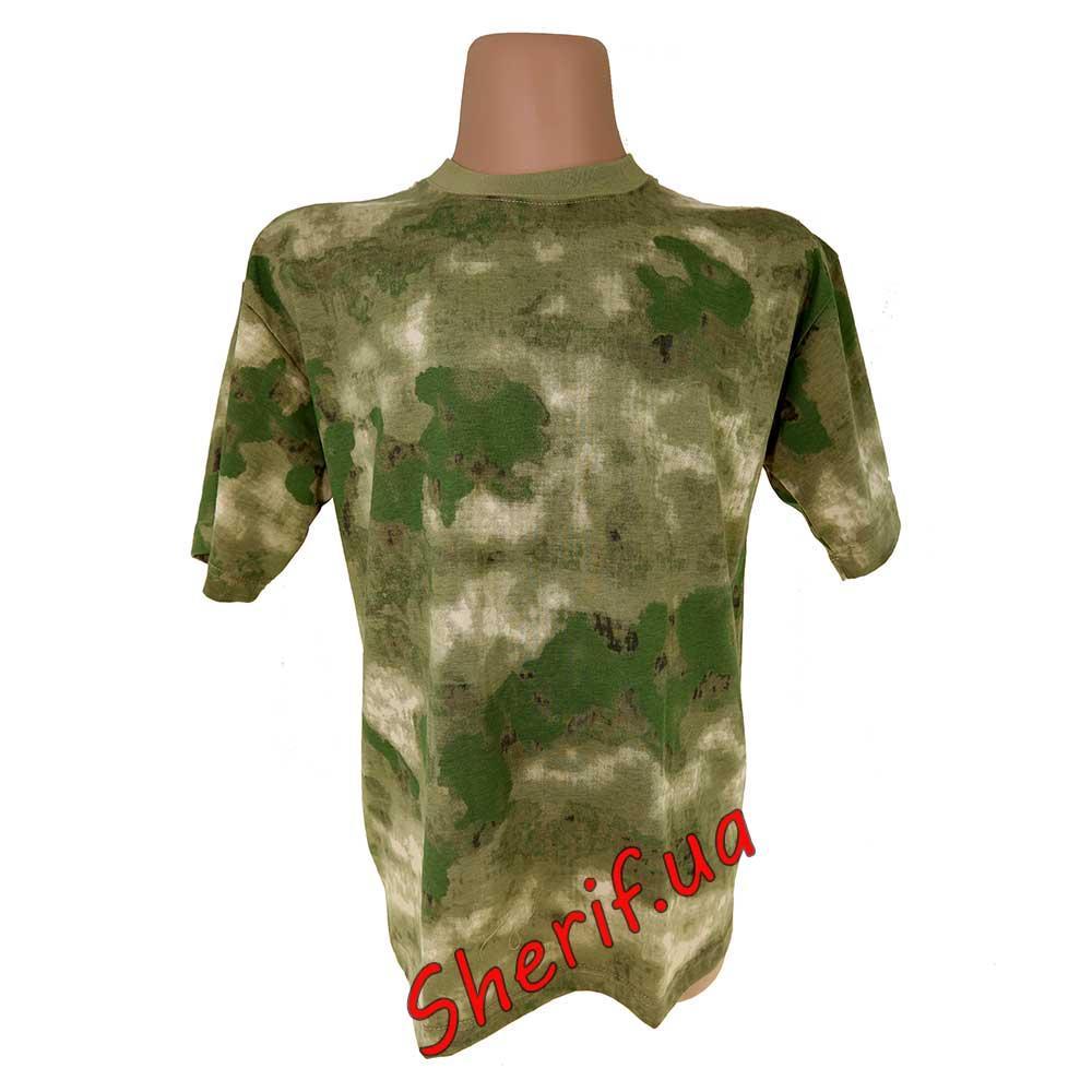 8fc599a73204 Футболка Max Fuchs T-Shirt камуфляж A-TACS FG