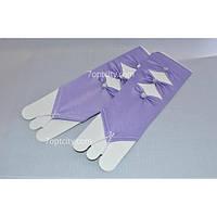 Перчатки нарядные детские P-03