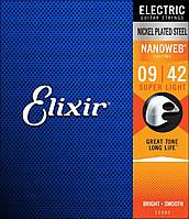 Струны Elixir EL OW SL